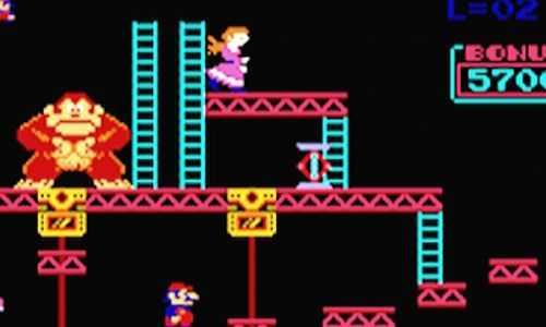 Donkey Kong | Donkey Kong Game | Donkey Kong Online